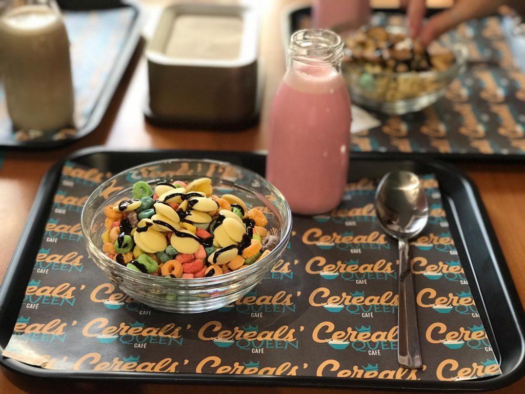 colazione da cereal queen