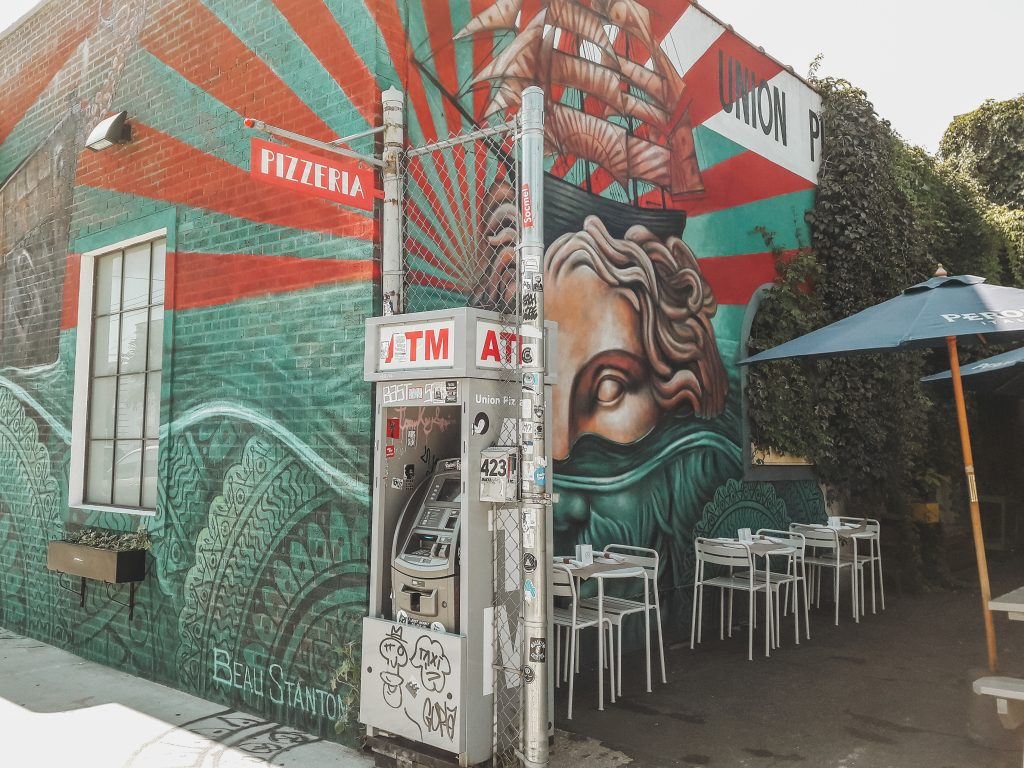 Murales di New York