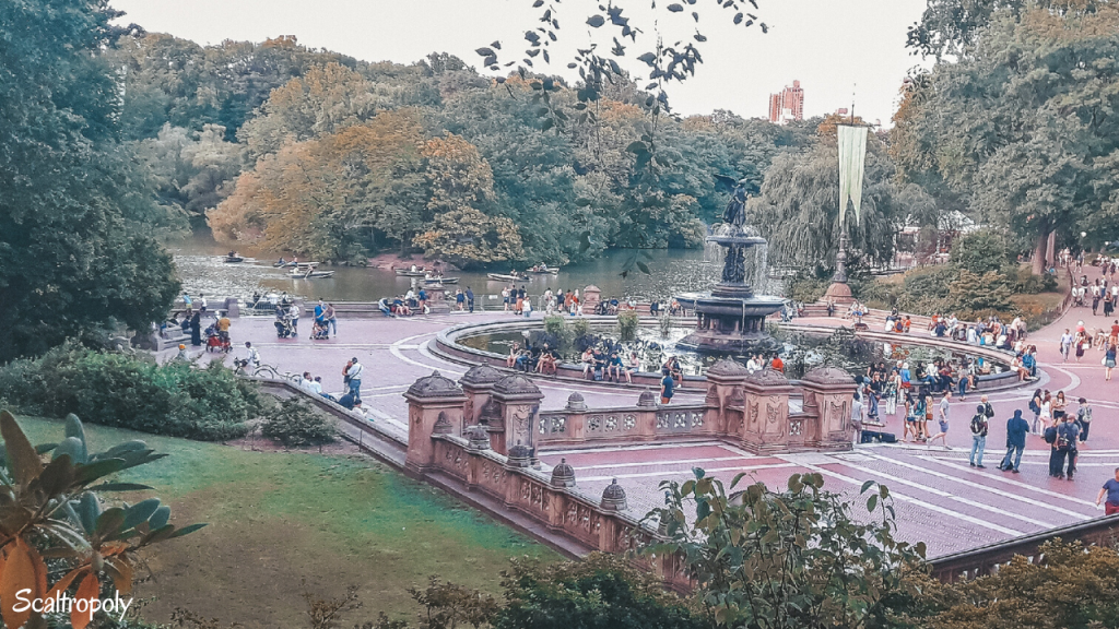 Bethesda Fountain