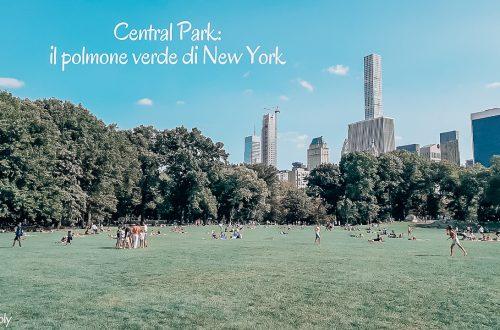 Central Parlk NY