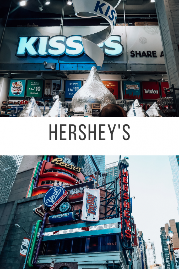Hesrshey's New York